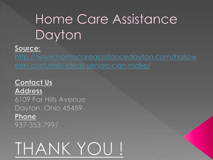 Home Care Assistance Dayton