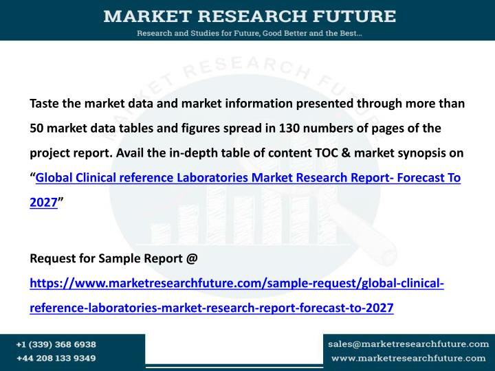 Taste the market data and market information presented through more than 50 market data tables and figures spread in 130 numbers of pages of the project report. Avail the in-depth table of content TOC & market synopsis on ""