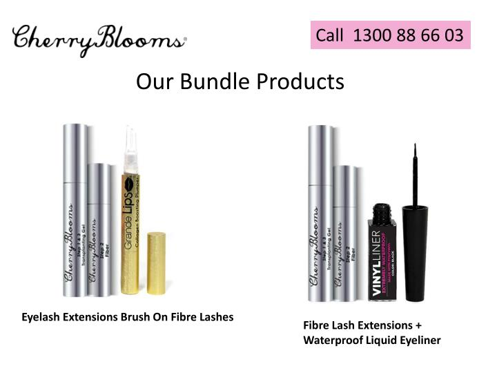 Our Bundle Products