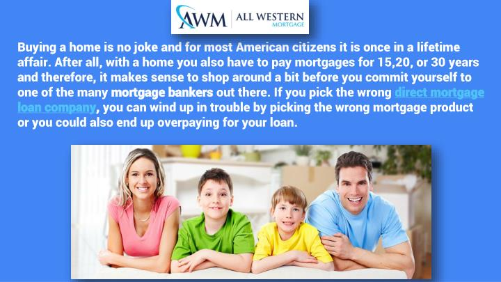 Buying a home is no joke and for most American citizens it is once in a lifetime affair. After all, ...