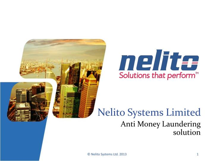 Nelito Systems Limited