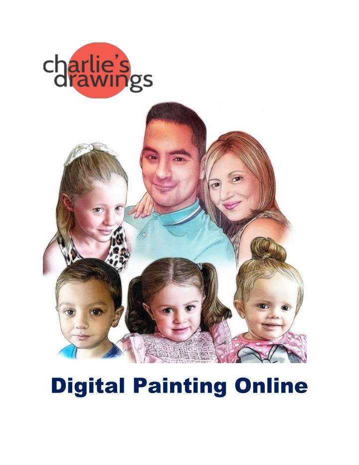 Digital Painting Online