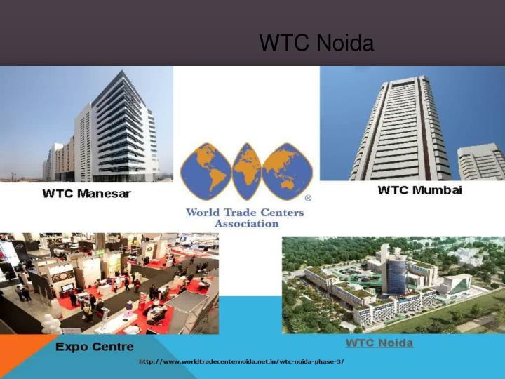 WTC Noida
