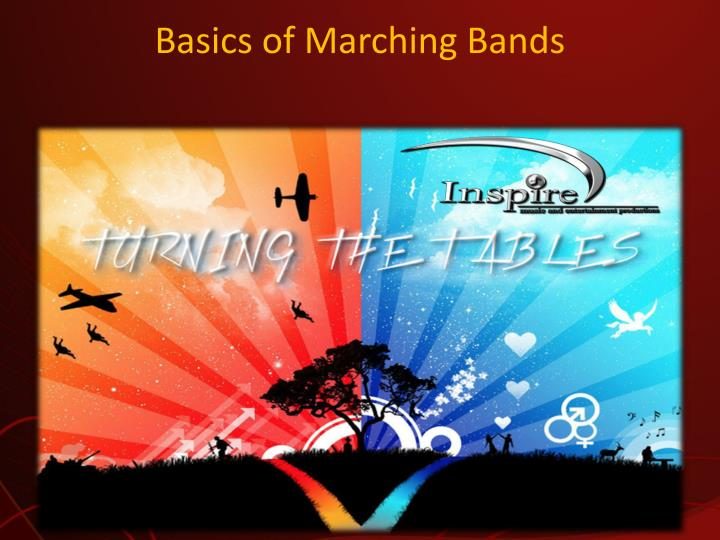 Basics of Marching