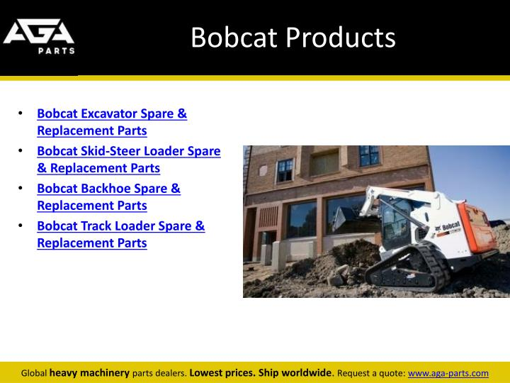 Bobcat Products
