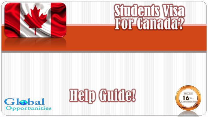 Canada education consultants study abroad consultants overseas education consultants student visa consultants global stu 7434189