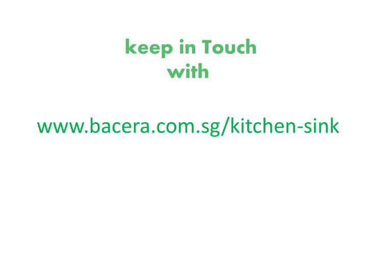 www.bacera.com.sg/kitchen-sink
