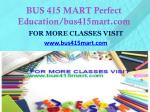 bus 415 mart perfect education bus415mart com1