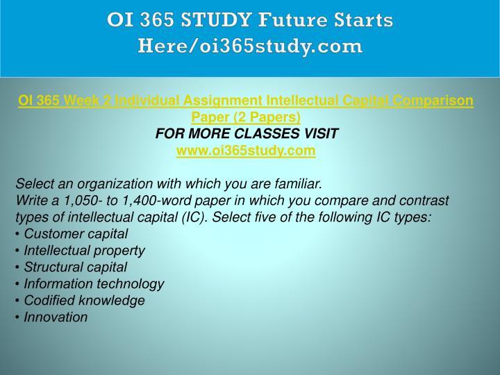 OI 365 STUDY Future Starts Here/oi365study.com