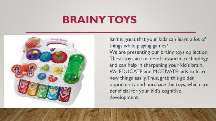 Brainy Toys