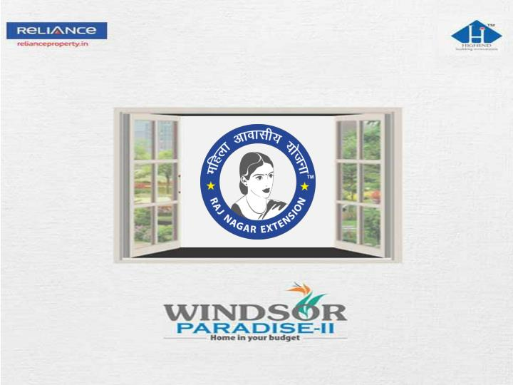 Windsor paradise 2 raj nagar extension ghaziabad