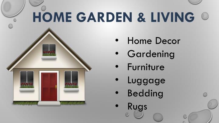 Home Garden & Living