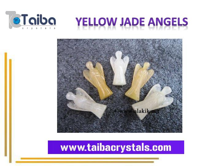 Yellow Jade Angels