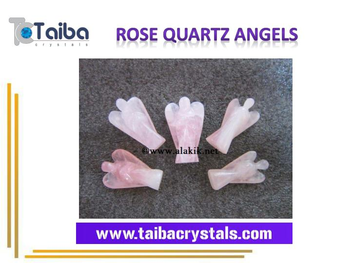 Rose Quartz Angels