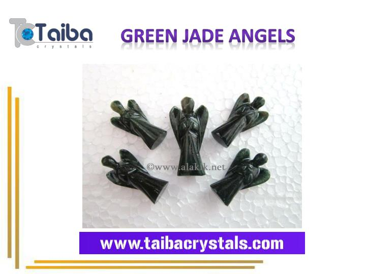 Green Jade Angels