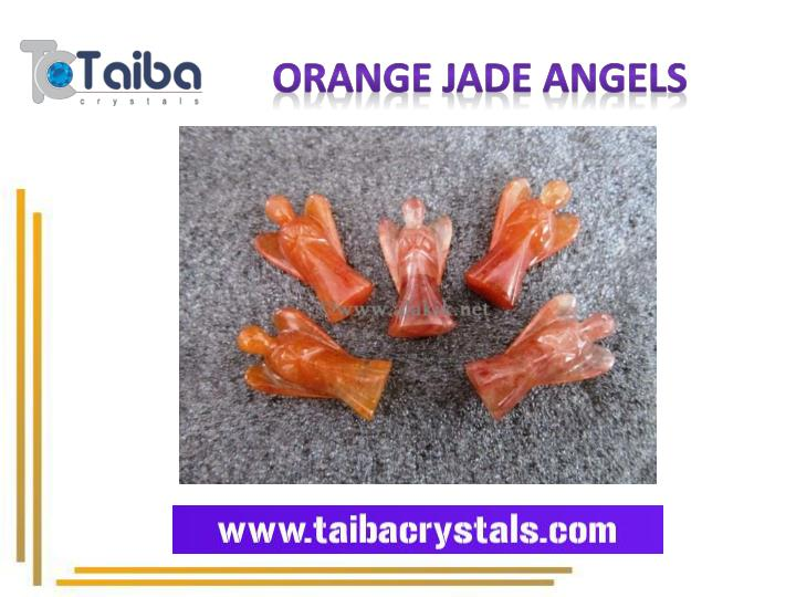 Orange Jade Angels