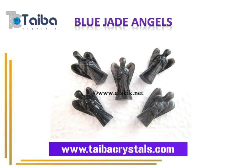 Blue Jade Angels