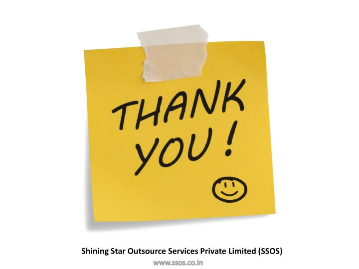 Shining Star Outsource Services Private Limited (SSOS