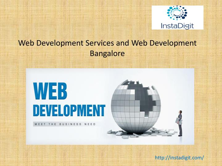 Web development services and web development bangalore