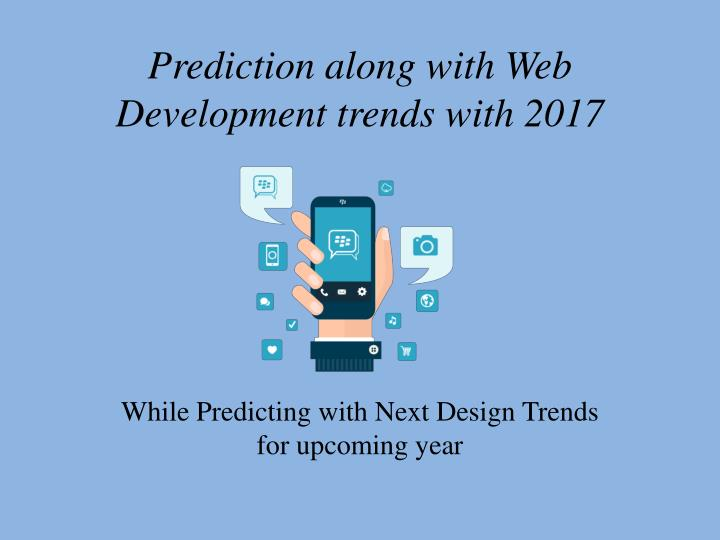 Prediction along with Web