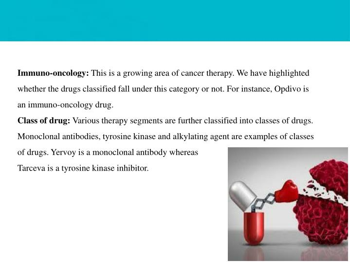Immuno-oncology: