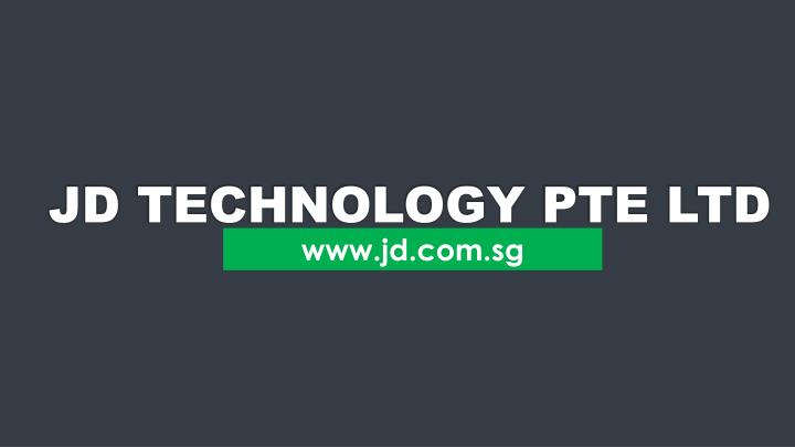 Jd technology pte ltd