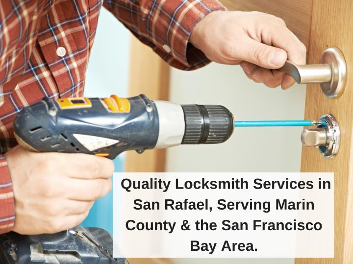 Quality Locksmith Services in