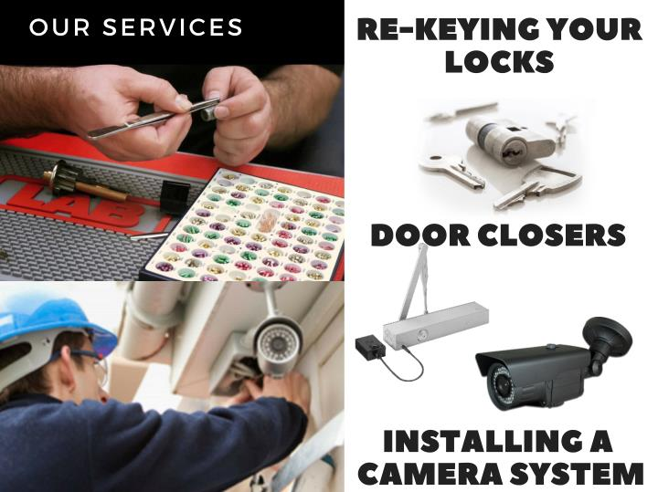 RE-KEYING YOUR