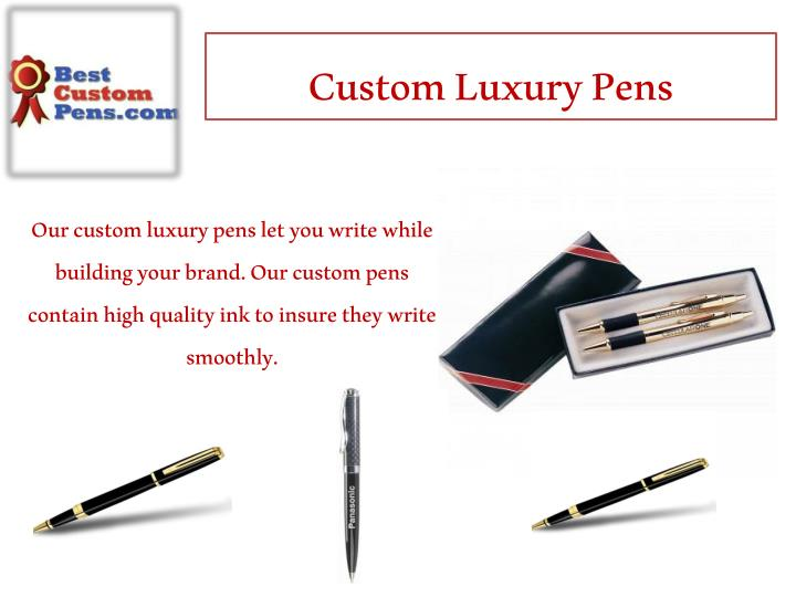 Custom Luxury Pens