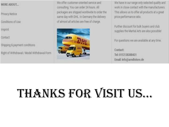 Thanks for visit us…