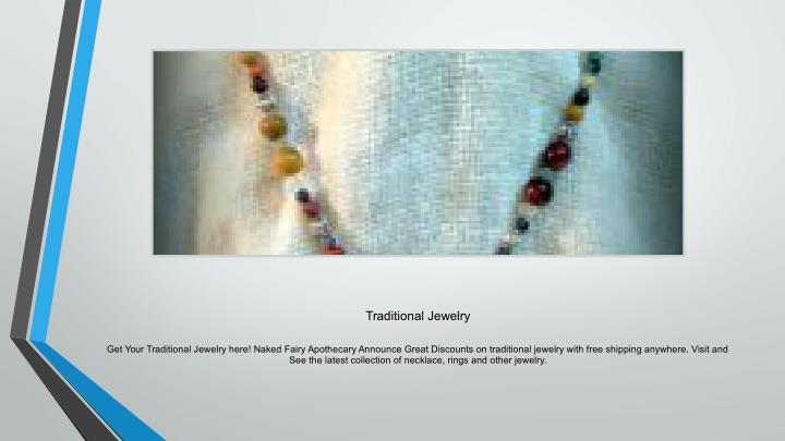 Traditional Jewelry