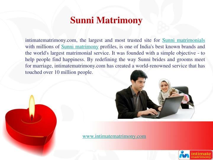 Sunni Matrimony