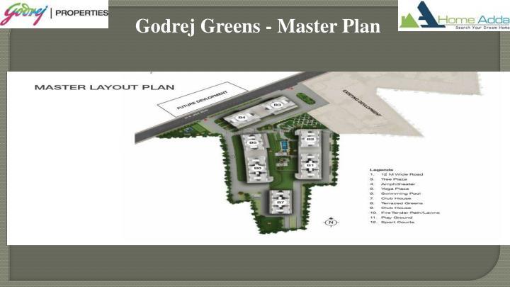 Godrej Greens - Master