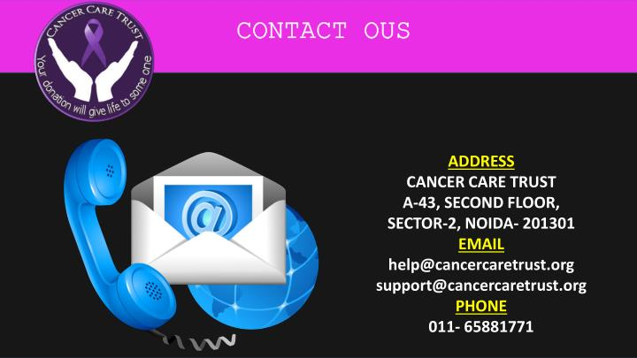 CONTACT OUS