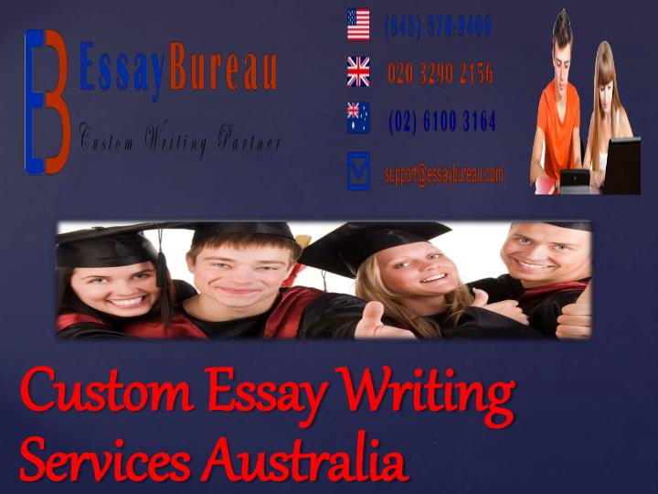 Professional custom essays australia