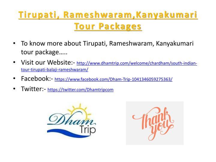 Tirupati,