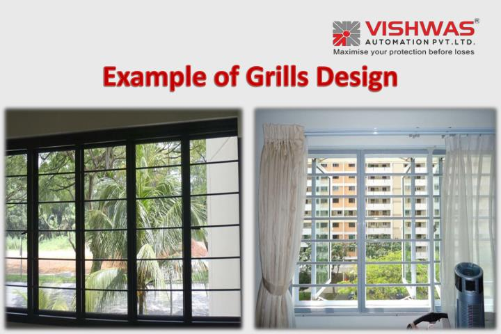 Example of Grills Design