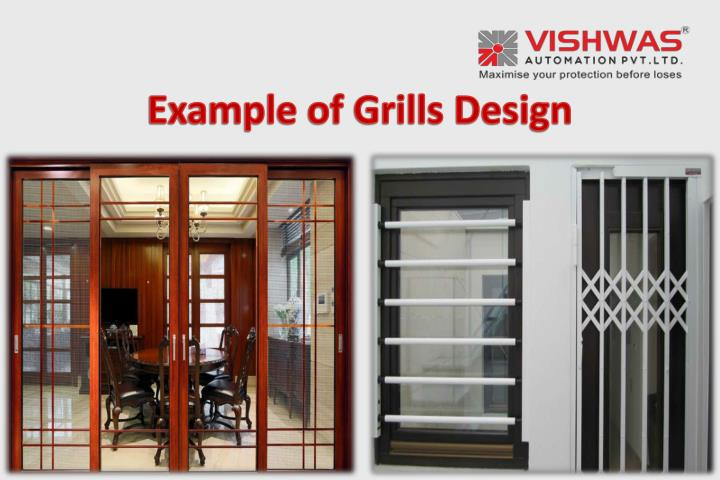 Example of Grills Design