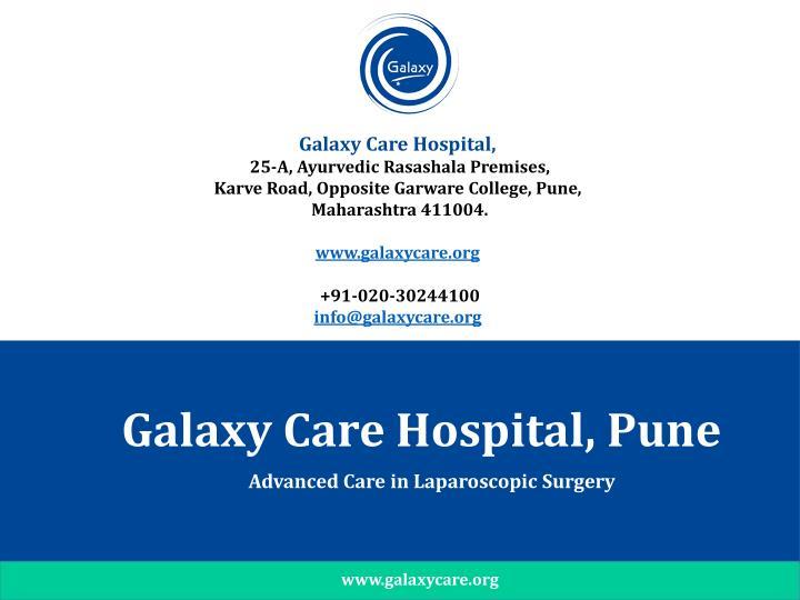 Galaxy Care Hospital,
