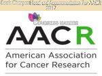book cheapest hotel and accommodation for aacr 2017