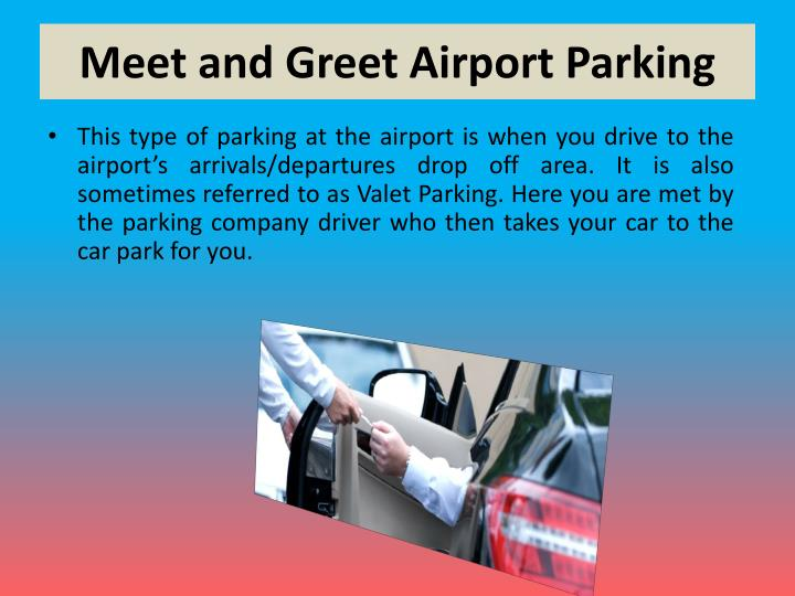 Meet and Greet Airport