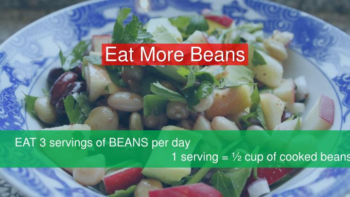 Eat More Beans