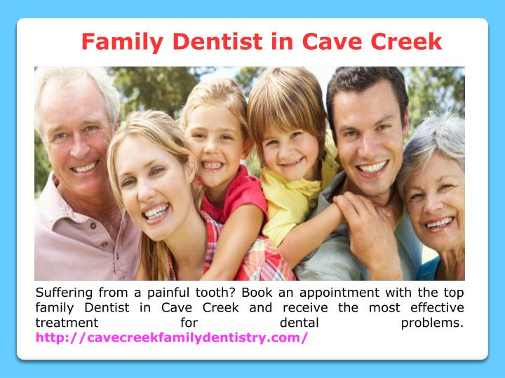 Family Dentist in Cave Creek
