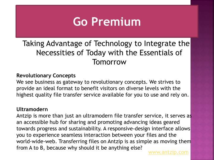 Go Premium