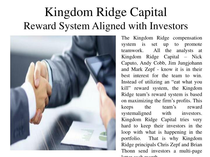 Kingdom Ridge Capital
