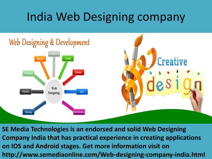 India Web Designing company