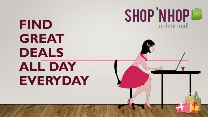 Find great deals all day everyday