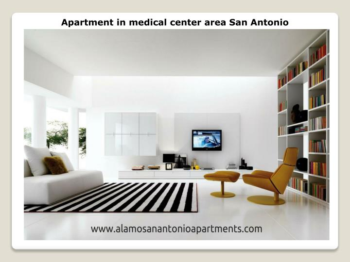 Apartment in medical center area San Antonio