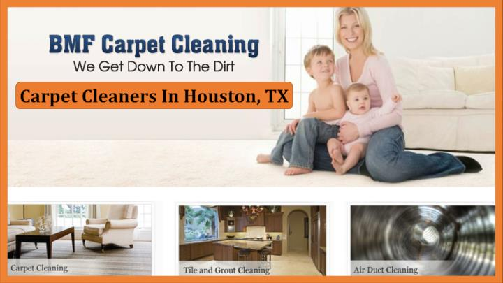 Carpet Cleaners In Houston, TX