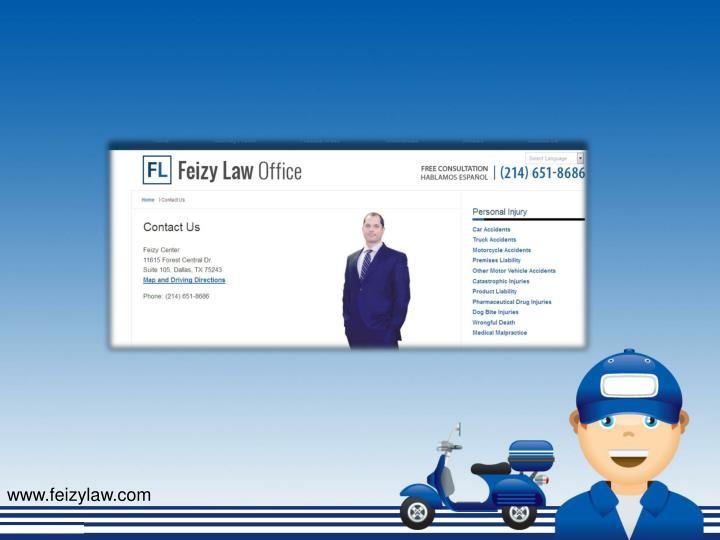 www.feizylaw.com